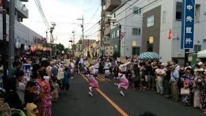 京王通り納涼祭