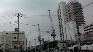 武蔵小金井駅前