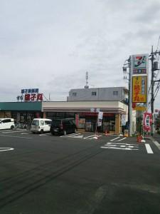 すし銚子丸とセブンイレブン