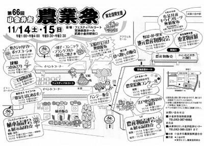 小金井市農業祭2015